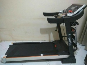 Treadmill elektrik 3 fungsi turin