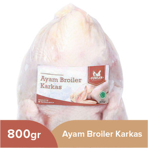 Ayam Broiler Karkas Fowler 800 gram