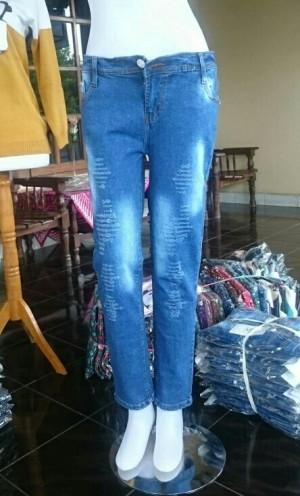 celana jeans wanita prada