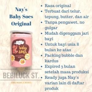 Nays Baby Soes Original