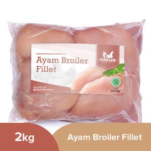 Ayam Broiler Fillet Fowler 2kg