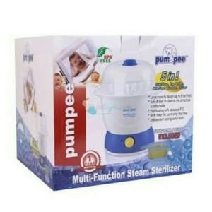 pumpee 5in1 multifunction steam sterilizer
