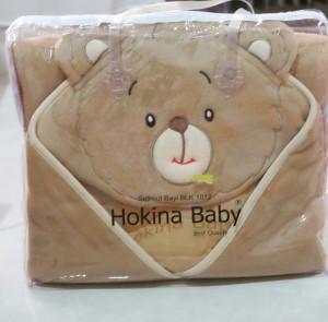 selimut hokina baby 73x43