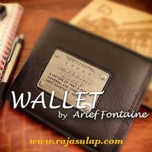 Wallet By Arief Fontaine