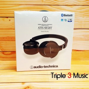 Audio Technica ATH SR5BT SR5 BT SR 5 BT Headphone Bluetooth HIRes