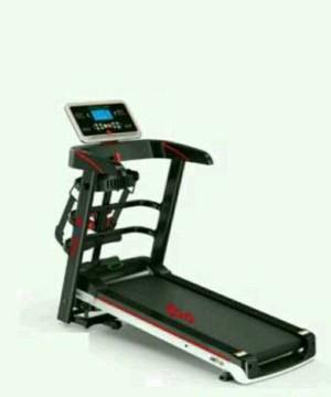 KYOTO electric treadmill 4 fungsi 1,25 hp