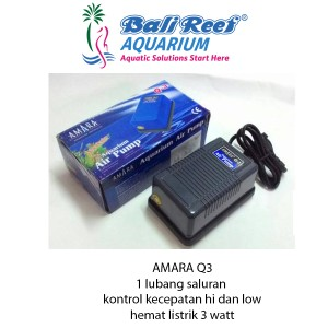 Aerator Aquarium Air Pump Amara Q3