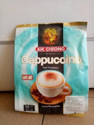 Aik Cheong Cappuccino
