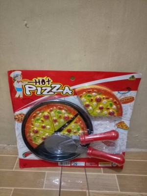 Jual Mainan Pizza Set Murce Kab Karawang Dunia Mainan Murmer Tokopedia