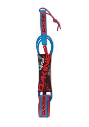 DAKINE  KAINUI TEAM 8 X 1/4 SURF LEASH (Racing Red)