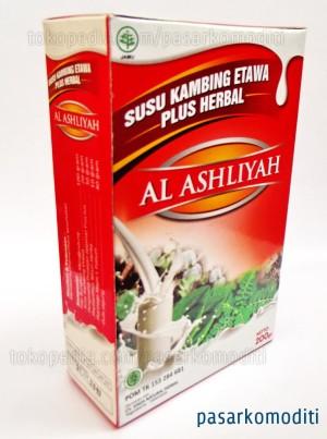 Susu Kambing Etawa Plus Herbal Dengan Gula Jagung