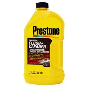 PRESTONE RADIATOR FLUSH + CLEANER 650 mL