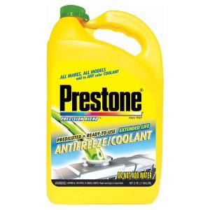PRESTONE READY TO USE COOLANT (33%) GREEN 3.78 L
