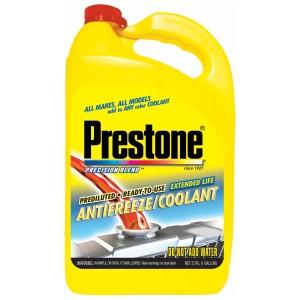 PRESTONE READY TO USE COOLANT (33%) PINK 3.78 L