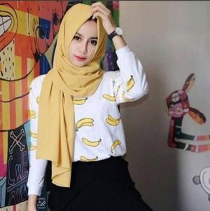 Sweater banana / jaket / baju muslim / atasan wanita murah