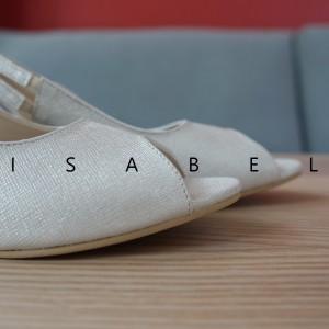sepatu slip on Isabel Sepatu Wanita Hak Tinggi GISELE Block Heels
