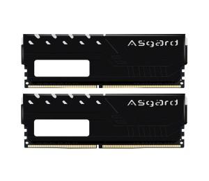 ASGARD SHADOW HUNTER DDR4 PC24000 Dual Channel 8GB (2X4GB) - Rainbow