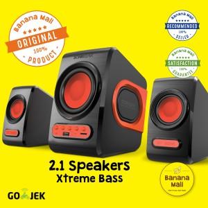 100 Original Speaker SonicGear Quatro V 2 1 Speakers