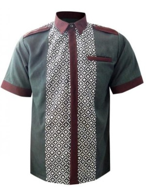 Kemeja Batik OSMAN HMP-2312