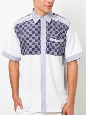 Kemeja Batik NAPOLEON HMP-2314