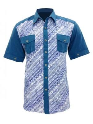 Kemeja Batik ALEX HM-2505