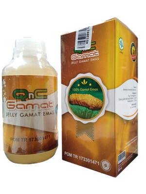 Jelly Gamat QnC 100 % ORIGINAL