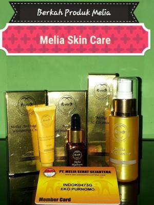 Melia Skincare 1 paket 3botol