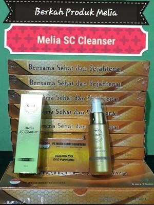 Melia SC Cleanser 50ml