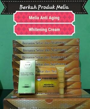 Melia Anti Aging Whetening Cream