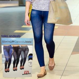 slim n lift caresse jeans | Legging Jeans Pelangsing