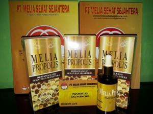 Paket Hemat Melia Propolis 55ml isi 3botol