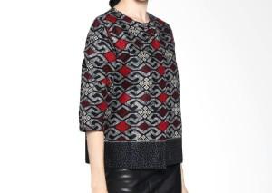 Blazer Batik Wanita