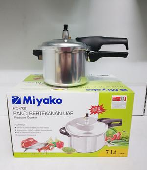Panci Presto Miyako PC-700 7ltr / Pressure Cooker Miyako PC 700