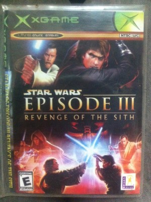Jual Star Wars Episode Iii Revenge Of The Sith Xbox Classic Kab Badung Batzyndrome Tokopedia