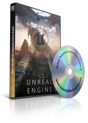 Video Tutorial Unreal Engine 4 Game Development Seri 5