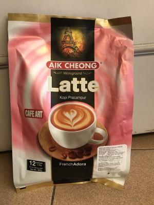 Aik Cheong Latte