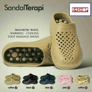 Sandal Terapi Jaco Generasi3 Pria Reflexology Sandals Kesehatan Kozuii