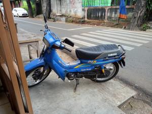 Jual Dijual Yamaha Alfa Biru 1992 Tangan Pertama Dari Baru Original Standar Jakarta Selatan Rr Part Shop Tokopedia
