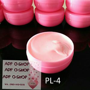 Lotion Whitening Pink Colagen + aha / 1 kg / kode LP-4 / murah