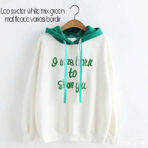 Sweater Perempuan - Leo Sweater Modis - Bahan Halus - Bermerek