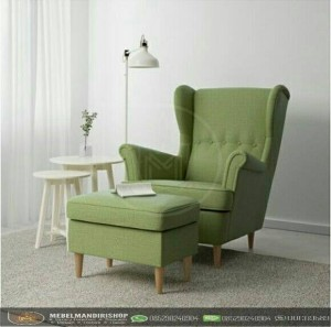 PROMO Furniture Kursi Sofa Santai Retro Minimalis