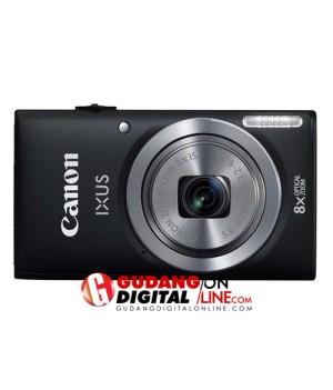 Canon Ixus 185 Black, Kamera Pocket Canon
