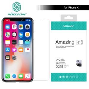 Nillkin Tempered Glass Amazing Super H+ Iphone X IphoneX Premium Glass