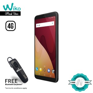 "Wiko VIEW PRIME Black - 5.7"" - Memory 4/64GB - 20&8MP+16MP"