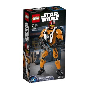 LEGO Constraction Star Wars Poe Dameron 75115