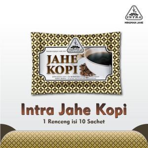 Intra Jahe Kopi (1 Renceng Isi 10 Sachet)