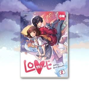 99% Love Volume 1 Komik Reon