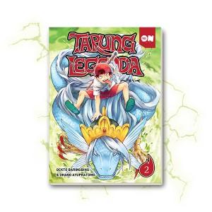Komik Tarung Legenda Volume 2 Reon