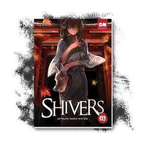 Komik Antologi Misteri Shivers Volume 3 Reon