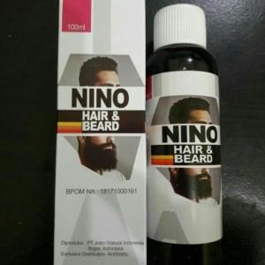 jual minyak kemiri nino hair & beard alkhodry / al khodry bpom asli Warna Minyak Kemiri Al Khodry